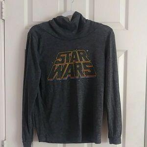 Star Wars Semi-Turtle Neck Sweatshirt